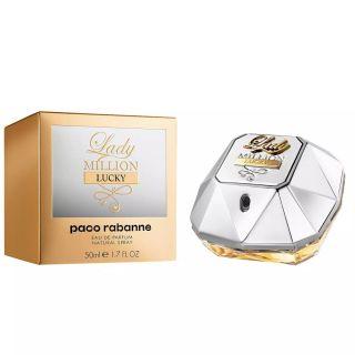 Paco Rabanne Lady  Million  Lucky EDP 50ml For Women