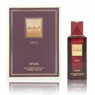 Afnan Modest Deux EDP 100ml Perfume For Women