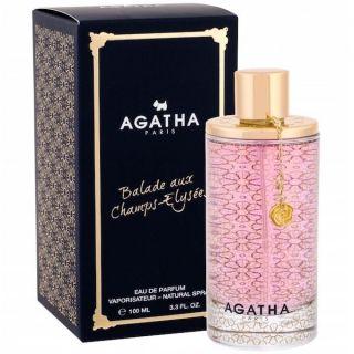 Agatha Paris Balade Aux Champs Elysees  EDP  100ml  Perfume For Women