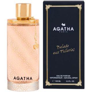 Agatha Paris Balade Aux Tuileries  EDP  100ml  Perfume For Women