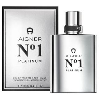 Aigner No 1 Platinum EDT 100ml Perfume For Men