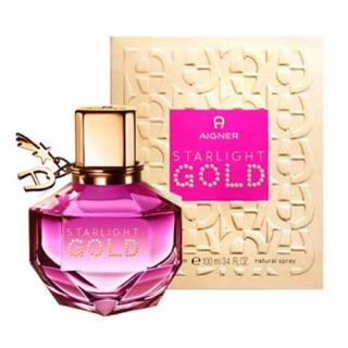 Aigner Starlight Gold EDP 100ml Perfume For Women