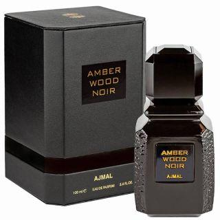 Ajmal Amber Wood Noir EDP 100ml Perfume