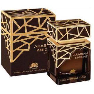 Al Fares Arabian Knight EDP 100ml Perfume For Men