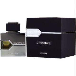 Al  Haramain L'Aventure EDP 100ml Perfume For Men