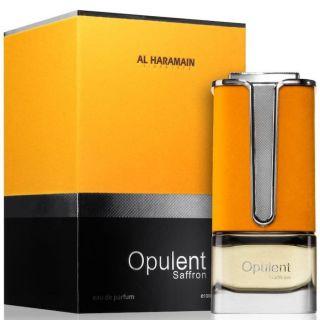 Al Haramain Opulent Saffron EDP 100ml Perfume