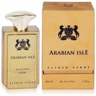 Alfred Verne Arabian Isle EDP 80ml Perfume For Men