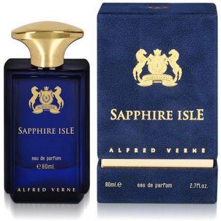 Alfred Verne Saphire Isle EDP 80ml Perfume For Men