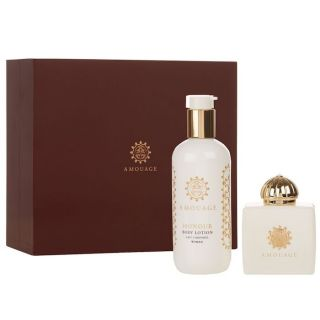 Amouage Honour EDP 100ml 2-Piece Gift Set For Women