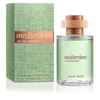 Antonio Banderas Mediterreneo EDT 100ml Perfume For Men