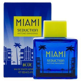 Antonio Banderas Miami Seduction Blue EDT 100ml Perfume For Men