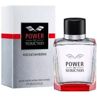 Antonio Banderas Power Of Seduction EDT 100ml Perfume For Men