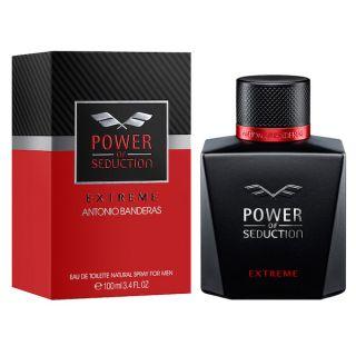 Antonio Banderas Power Of Seduction Extreme EDT 100ml Perfume For Men