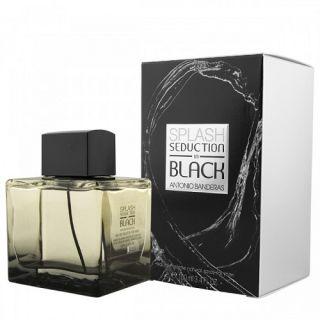 Antonio Banderas Splash Seduction In Black Perfume For Men