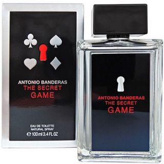 Antonio Banderas The Secret Game EDT 100ml Perfume For Men