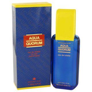 Antonio Puig Quorum Aqua EDT 100ml For Men