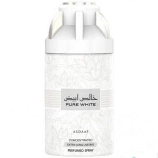 Asdaaf Pure White Deodorant Spray