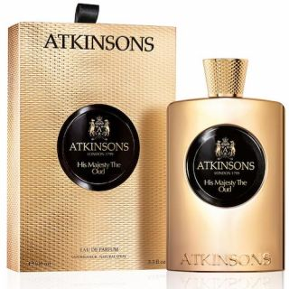Atkinsons His Majesty The Oud EDP 100ml Perfume For Men