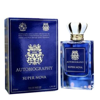 Autobiography Super Nova EDP 50ml For Men