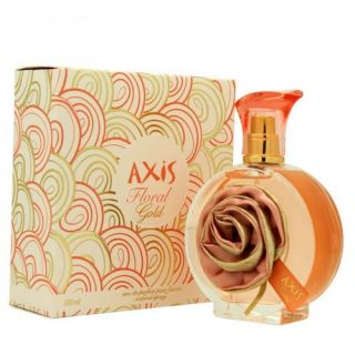 Axis Floral Gold EDP 100ml Perfume For Women