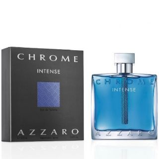 Azzaro Chrome Intense EDT 100ml Perfume For Men