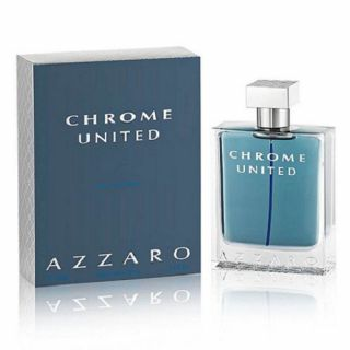 Azzaro Chrome United EDT 100ml Perfume For Men