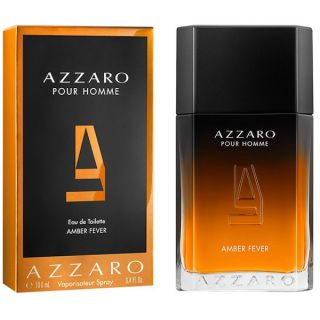 Azzaro Pour Homme Amber Fever EDT 100ml Perfume For Men