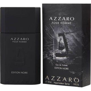 Azzaro Pour Homme Edition Noir EDT 100ml For Men
