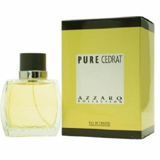 Azzaro Pure Cedrat EDT 100ml Perfume For Women