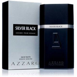Azzaro Silver Black EDT 100ml Perfume For Men
