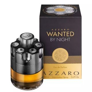 Azzaro Wanted By Night EDP 100ml Perfume For Men
