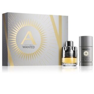 Azzaro Wanted EDT 100ml 2-Piece Gift Set For Men