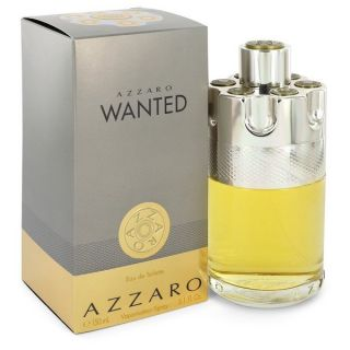 Azzaro Wanted (Large Size) EDT 150ml For Men