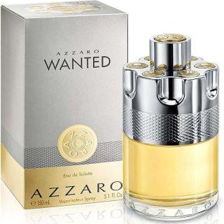 Azzaro Wanted Man EDT 150ml Large Bottle
