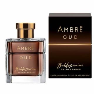 Baldessarini Ambre Oud EDP 90ml Perfume For Men