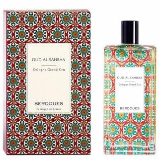 Berdous Oud Al Sahraa Cologne Grand Cru 100ml Unisex Perfume