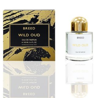 Breed Wild Oud EDP 100ml For Men