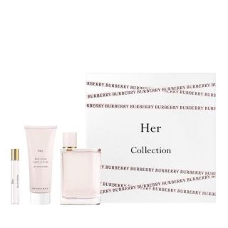 Burberry Her Collection EDP 100ml 3-Piece Gift Set