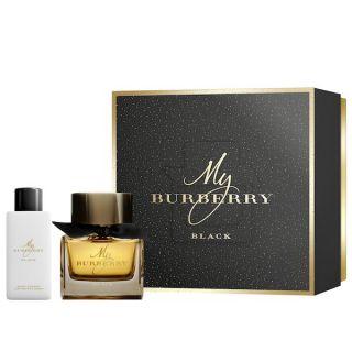 Burberry My Burberry Black EDP 90ml Gift Set For Women