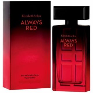 Elizabeth Arden Always Red EDT 100ml Perfume For Women