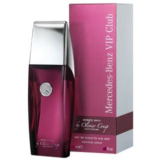 Mercedes Benz VIP Club Infinite Spicy EDT 100ml Perfume For Men