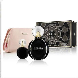 Bvlgari Goldea The Roman Night 75ml 3-Piece Gift Set For Women