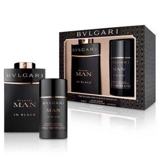 Bvlgari Man In Black EDP 100ml 2-Piece Gift Set For Men