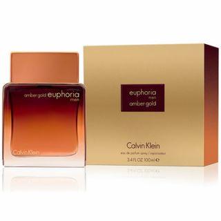 Calvin Klein Euphoria Amber Gold EDP 100ml Perfume For Men