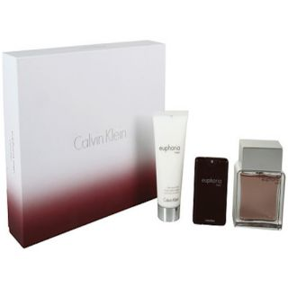 Calvin Klein Euphoria EDT 100ml Gift Set For Men