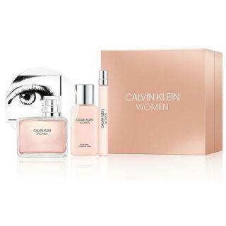 Calvin Klein Woman EDP 100ml 3-Piece Gift Set For Women