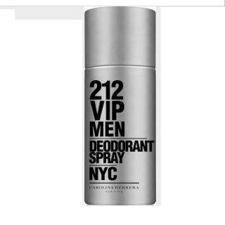 Carolina Herrera 212 Vip 150ml Body Spray For Men