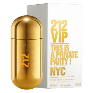 Carolina Herrera 212 VIP NYC This Is A Private Party EDP 50ml For Women