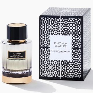 Carolina Herrera Platinum Leather EDP 100ml Perfume