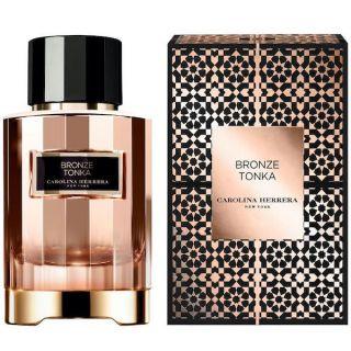 Carolina Herrera Confidential Bronze Tonka EDP 100ml Perfume